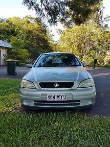 2001 Holden Astra Hatchback Maroochydore Maroochydore Area Preview