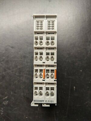 Beckhoff El5101 Incremental Encoder Interface