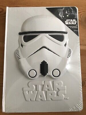 Star Wars Stormtrooper A5 Notebook, New