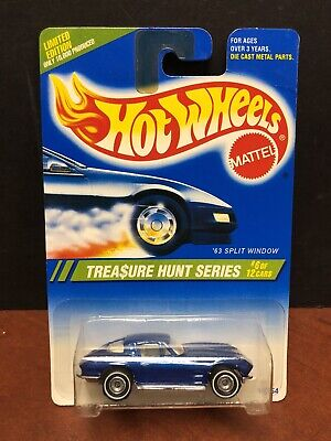 Hot Wheels 1995 Treasure Hunt '63 Split Window Corvette EM4909