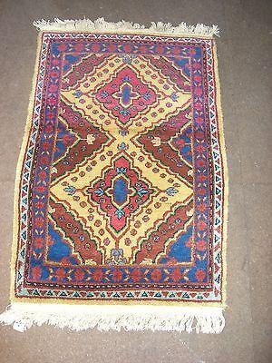 """Original China Teppich """" Sinkiang """" mit Orient Design - Größe ca. 65 x 92 cm"""