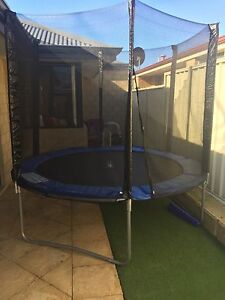 8ft Action Trampoline Tapping Wanneroo Area Preview
