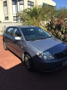 Toyota Corolla Ascent 2003 Doubleview Stirling Area Preview