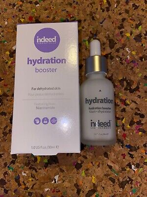 Indeed Laboratories Hydration Booster 30ml New Boxed