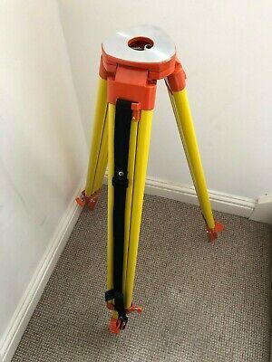 Aluminium Laser Level Construction Tripod Survey Stand For Leica Topcon Dumpy