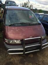 WRECKING******1999 TOYOTA TARAGO MANY PARTS AVAILABLE CHEAP!! Craigieburn Hume Area Preview