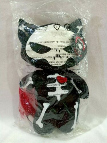 Emily the Strange Skele-Posse Miles Plush Doll Kitty L