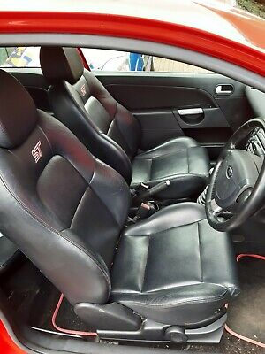 Fiesta mk6 ST150 full leather front and rear seats