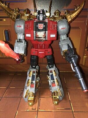 Transformers Fans Toys FT-06 Sever MP Snarl MIB US Seller