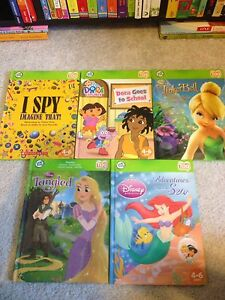 Leap Frog Tag Books- New Condition