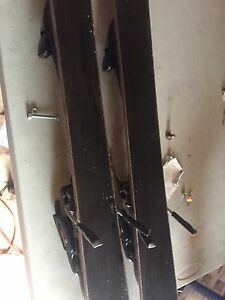 Head skis 160cm