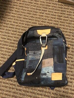 FDMTL x MASTER-PIECE Collaboration 2017 Backpack Limited Used from Japan F/S