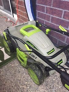 Electric Mower in Good Condition