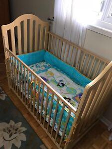 Fisher price crib
