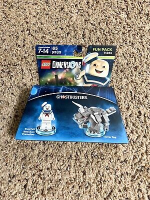 LEGO 71233 STAY PUFT TERROR DOG FUN PACK Ghostbuster Brand New