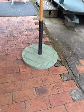 Umbrella stand very heavy Blackalls Park Lake Macquarie Area Preview