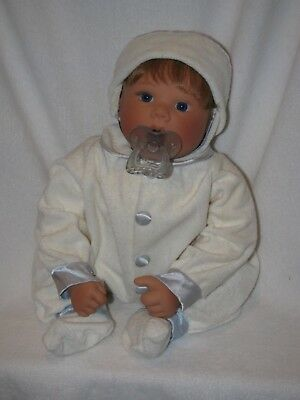 Lee Middleton Dolls Naptime at Grandmas 19 inch Vinyl and Cloth Baby Doll