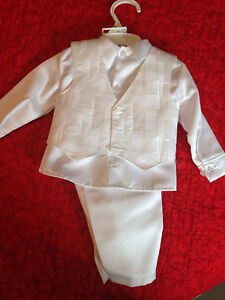 Boys baptism or Christening outfit