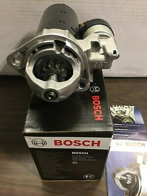 Bosch Starter For Deutz Engines 1011 2011 Series 11 Tooth