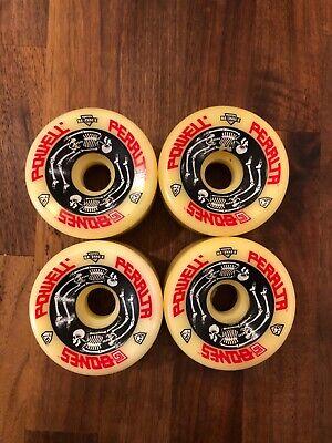 3 Powell Peralta Bones Brigade Rat Bones Sticker Lot wheels