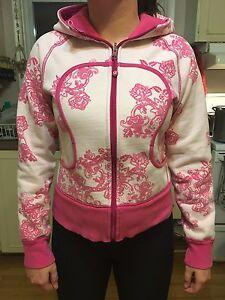Lululemon Scuba Jacket Size 8