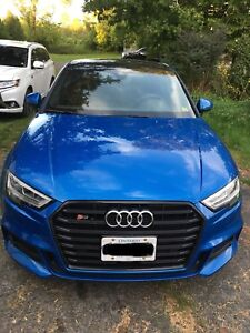 Beautiful immaculate 2017 Audi S3 Technik