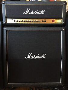 Marshall AVT50H/AVT412AX Half-Stack