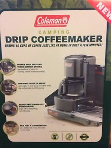 Coleman Camping Drip Coffee Maker - in box, never used!