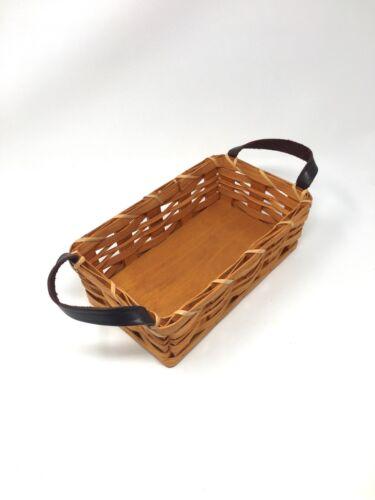 Amish Made Loaf Pan Basket