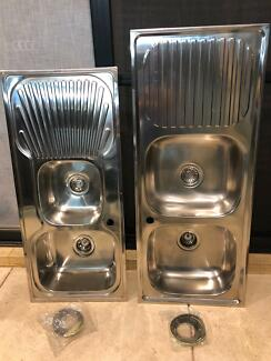 Stainless Steel Sinks Atwell Cockburn Area Preview