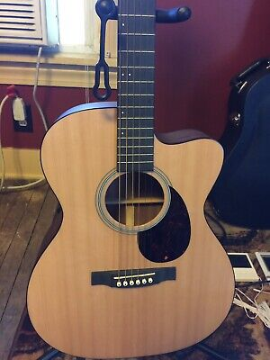 Martin Omcpa4 Acoustic Electric Guitar Performing Artist Series