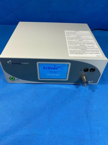 Arthrex Synergy Insufflator AR-3290-0004 with Yoke and Hose 2200875 - Warranty.