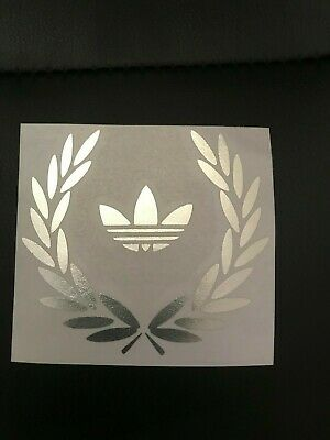 ADIDAS in Chrome LAUREL Fits Vespa lambretta Scomadi Royal Alloy FREE P+P