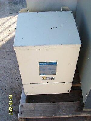 Ge 9t21b1006g2 10 Kva Transformer Pri 240480v Sec 120240v Type Qms 10kva
