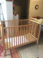 Crib like a new 50$