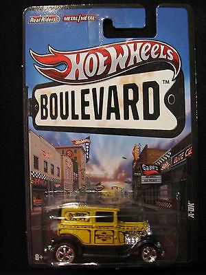 Hot Wheels Boulevard A-OK