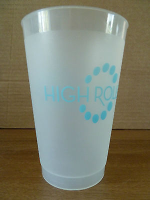 CUP - HIGH ROLLER Las Vegas Collectible Plastic Cup