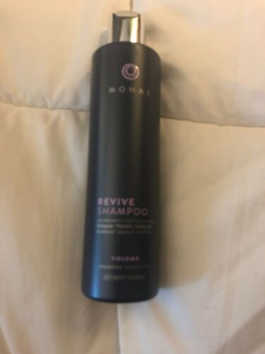 New Sealed Monat REVIVE Volume Shampoo infused w Rejuvenique
