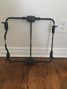 Peg perego car seat adapter  for uppababy stroller.