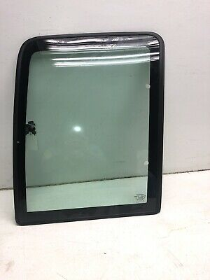 1988-1999 CHEVY GMC 1500 TRUCK PASSENGER RIGHT REAR QUARTER WINDOW GLASS R3671