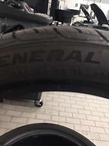 """General Tire G-MAX AS 05 tire 19"""""""