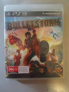 Bulletstorm For PS3 Campbell North Canberra Preview
