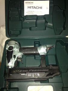 18 Gage gun de finition