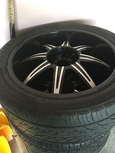 20 INch After market Rims