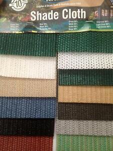 SHADE CLOTH SALE ON NOW - 50% 70% 90% Various Colours Caloundra West Caloundra Area Preview