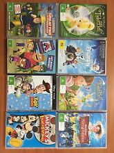 Children's assorted DVD's Churchlands Stirling Area Preview