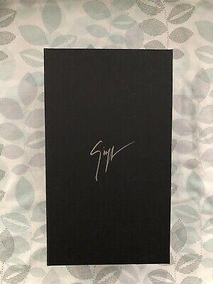 Giuseppe Zanotti Empty Shoe Box new, Small. Black Color.