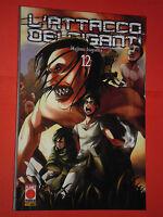 Attacco Dei Giganti- N°12-originale 1° Edizione -di:hajime Isayama -manga Panini -  - ebay.it