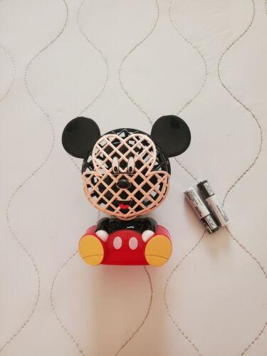 Retro Mickey Mouse Vintage Desk Fan Rare