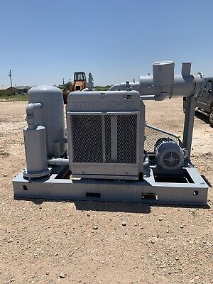 Waq Gardner Denver Water Cooled Air Compressor